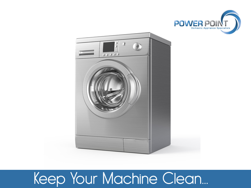 Keep Your Machine Clean!