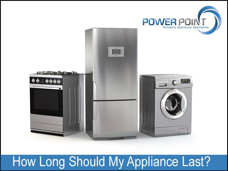 How Long Should My Appliance Last?