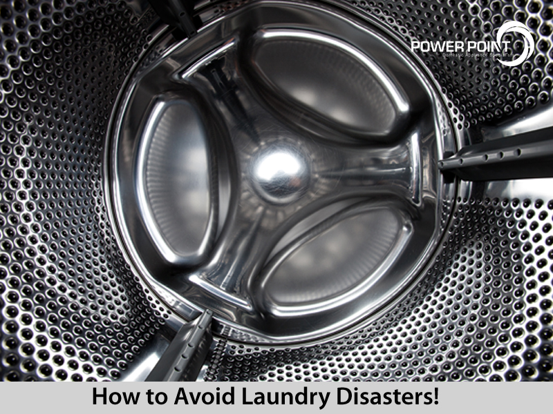 How to Avoid Laundry Disasters!
