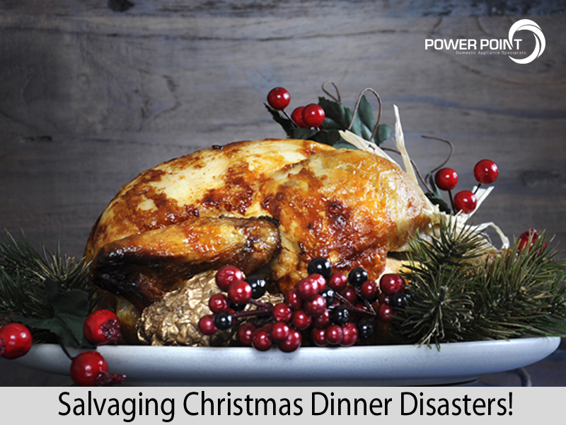 Christmas Dinner Disasters!
