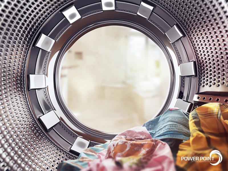 Washing Machine Jump on Spin?