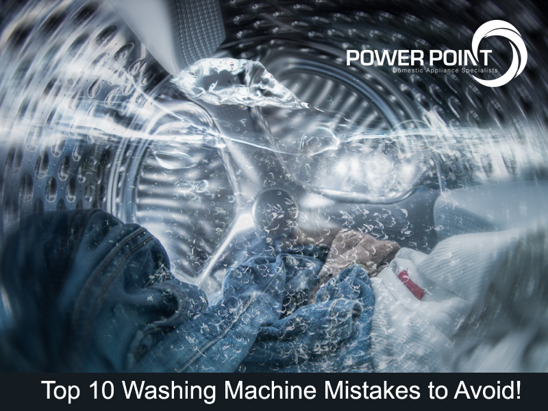 Top 10 Washing Machine Mistakes to Avoid!