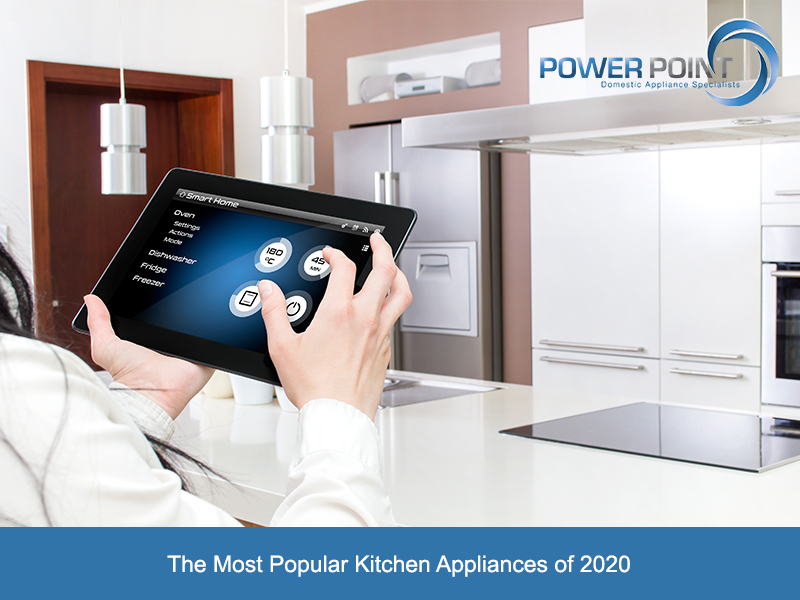 The most popular kitchen appliances of 2020