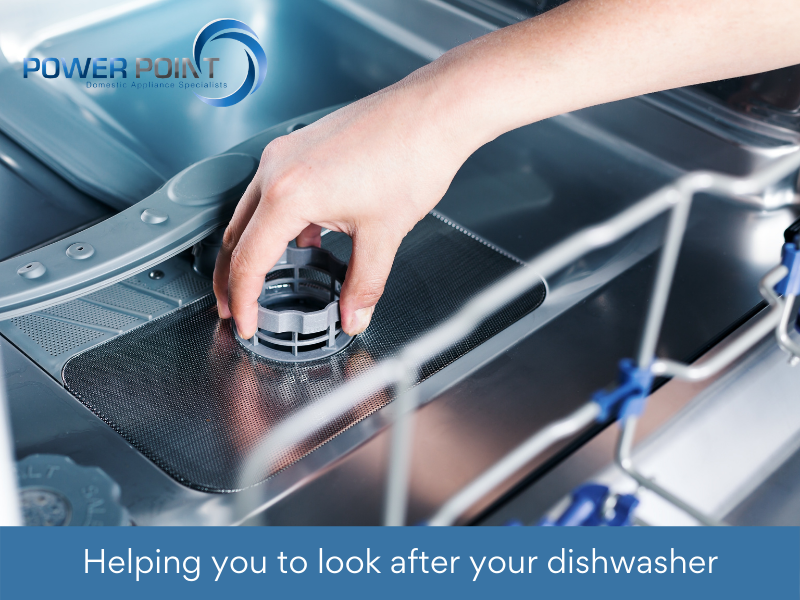 Helping you to look after your dishwasher