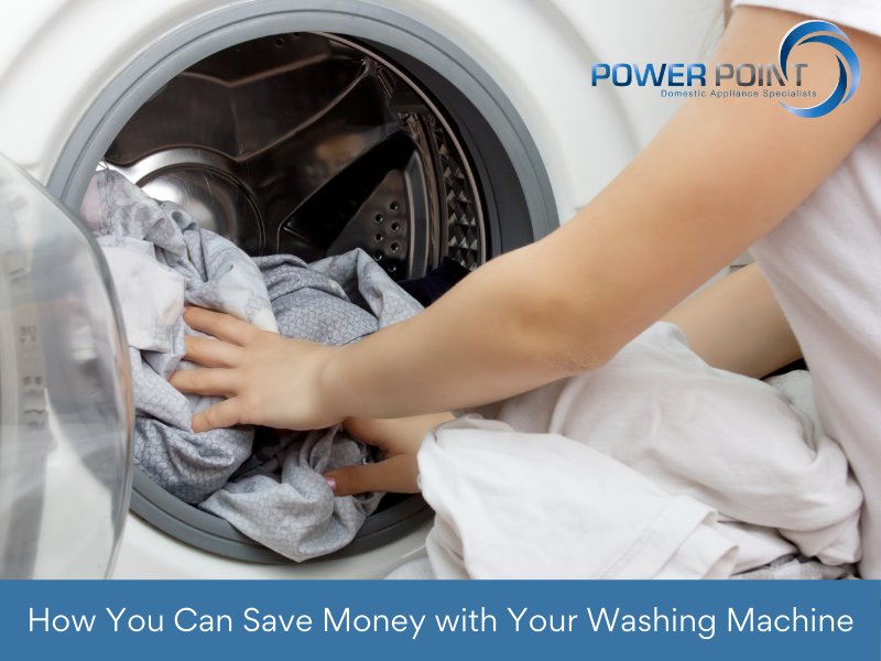 How You Can Save Money with Your Washing Machine