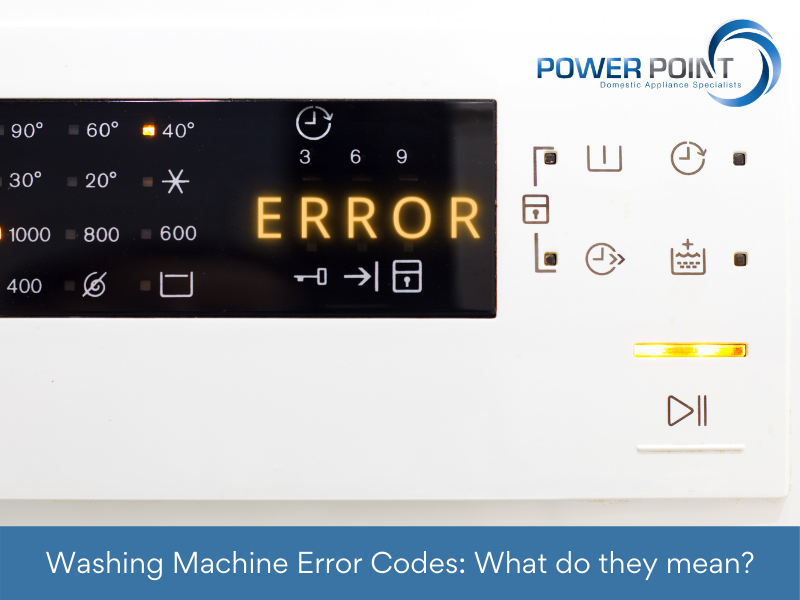 power point gloucester february 2021 blog - washing machine error codes